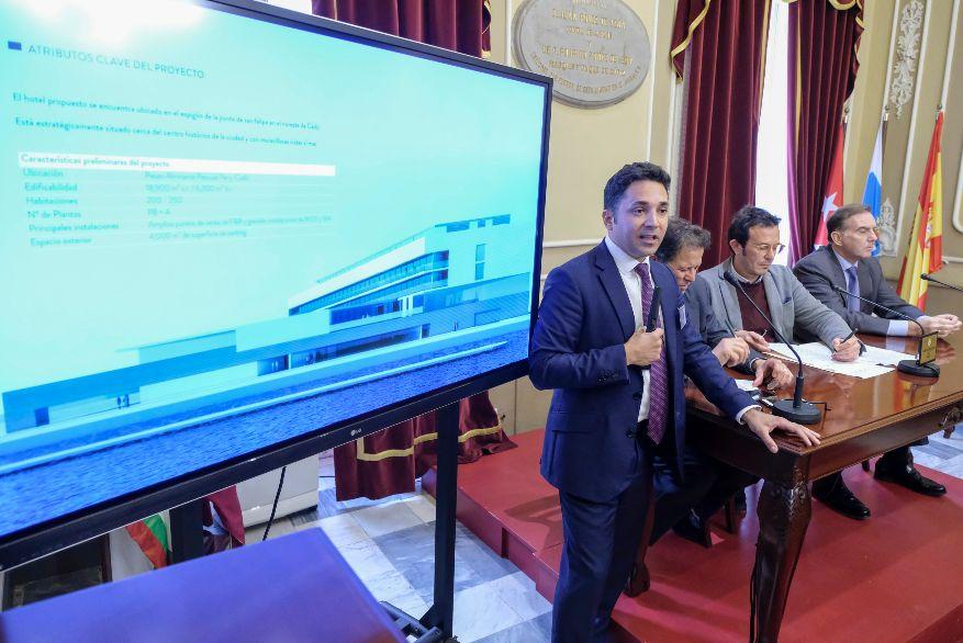 AYC Homes invertirá 30 millones de euros en el hotel de Puerto América apostando por las energías renovables.
